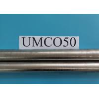 Quality UMCo50 Nickel Cobalt Alloy Thermal Shock Wear Resistance 1380∼1395°C Melting for sale