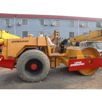 Quality dealer CA300 CA300D Dynapac padfoot sheepfoot road roller ca302d for sale
