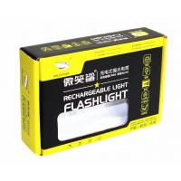 Buy Custom Printed Corrugated Boxes for Flashlight Packaging / Electric Torch Packaging at wholesale prices