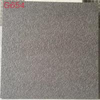 China G654 G684 Cut To Size Garden Paving Slabs Rectangle Shape Flamed Treatment on sale