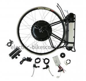 36 Volt Electric Bike Conversion Kits 350 Watt Hub Motor 10.4Ah Lithium Battery