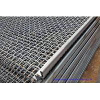 Quality Plain Weave Crimped Wire Mesh Stainless Steel Square Hole High Temperature Proof for sale