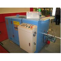 Quality High Accuracy Cable Bunching Machine / Touch Screen Cable Extrusion Line for sale