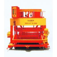 Quality QTM10-15 mobile block machine for sale