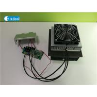 Quality 100W 48VDC Thermoelectric Air Conditioner With Controller And Cover for sale