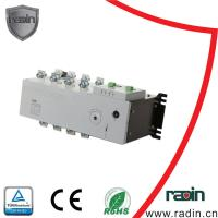China Portable Generator Power Switch Manual High Security With RS485 Ports 380V on sale