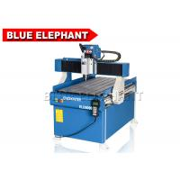 Quality Portable Advertising CNC Woodworking Router Machine 6090 X Y Z 3 Axis with Ball Screw Transmission for sale