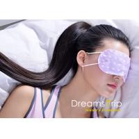 Quality Moisturizing Unscented Self Heating Steam Eye Mask vapour Medical grade for sale