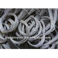 Buy cheap High quality Bicycle parts brake cable inner wire from wholesalers