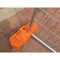 Quality 2100mm x 2400mm temporary fencing infill mesh 60mm x 150mm ,3.00mm wire diameter bunning temp fence but lowest price for sale