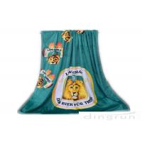Animal Swimming Towels For Kids , Family Beach Towel Woven Technics