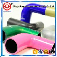 Quality High temperature elbow 90 degree silicone rubber hose made in china for sale