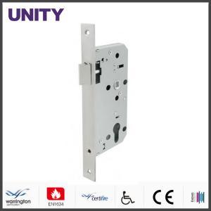 China High Security Door Locks , Mortice Euro Cylinder Lock 60mm Backset on sale