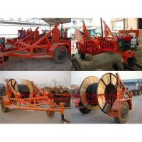 China Drum Trailer/Cable Winch on sale