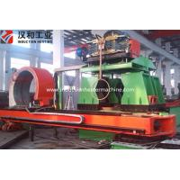 Quality Heating Induction Pipe Bending Machine with Medium Frequency Power for sale