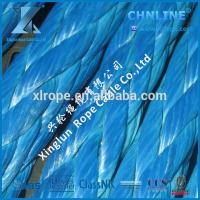 38mm HMPE MOORING ROPES both ends eye spliced