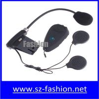 China 500m motorcycle bluetooth interphone for 2 rider built-in FM radio on sale