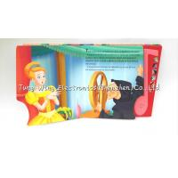 Buy cheap Note Shaped 6 Button books with sounds for babies , play a sound books from Wholesalers