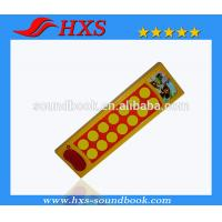 Quality 2015 Most Popular Educational Music Sound Pad Plastic Sound Module for Books for sale