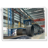Quality Tubular Tower Outer Circle SAW Cantilever Welding Manipulator Anti Fall for sale