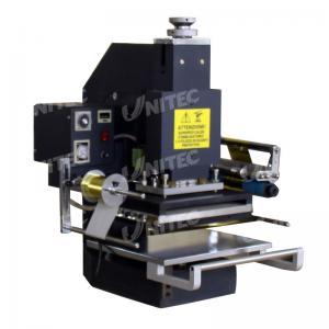 China Automatic Electric Hot Stamp Machine , Temperature Control Heat Stamp Machine on sale
