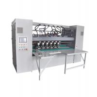 Buy Best Sale Automatic Corrugated Cardboard Partition Creasing Machine at wholesale prices