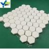 "Buy cheap 92% alumina hexagon tile hex 6*6*1/2"" mat sheet from wholesalers"