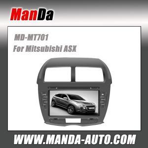 Quality Manda Car DVD GPS player for Mitsubishi ASX 2010-2015 Android 4.4 car pc gps car navi sat nav head unit for sale
