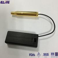 Quality Wholesale High Performance 2AAA External Battery Pack 9mm Green Laser bore Sight for sale