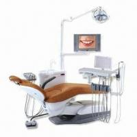 Quality Hydraulic dental chair with 20kg loading capacity and chair speed adjustable for sale