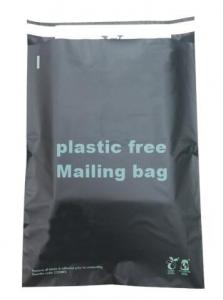 China Reusable PLA PBAT Biodegradable Mailing Bags on sale