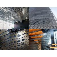 Buy Indoor , Outdoor Aluminum Decorative Panels Composite WallPanel For Building at wholesale prices
