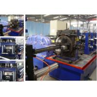 Quality Well Known U C Channel Roll Forming Machine Work High Speed 4 Rollers for sale
