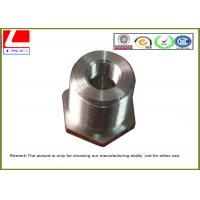 China Industrial CNC Machined Components , free machining stainless steel nuts used for sensor on sale