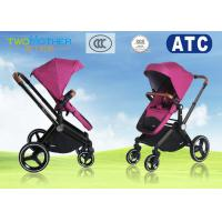 Quality Top Rated Armrest Hight Adjustable Baby Travel Stroller For Girls And Boys for sale