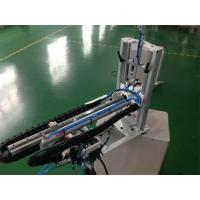 Buy cheap Vertical Molding Machine Pneumatic Robotic Arm Sprue Pickers With Swing Arm from Wholesalers