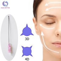 Buy Facial Absorbable suture thread lift beauty korea 4D lifting cog PDO thread at wholesale prices