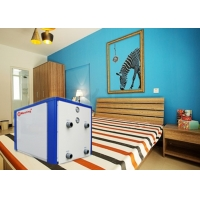 China LCD Finger 15P Combined Heat Pump Rated Heating Capacity 42KW on sale