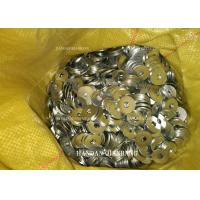 Quality Standard Metal Flat Washers DIN125 , Plain Carbon Steel Washers Corrosion Resistance for sale