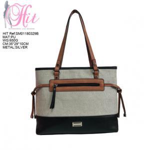 Quality factory Wholesale trendy ladies PU hand bag ladies bags women handbag for sale
