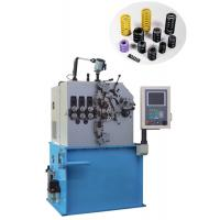 Buy cheap Computer Control Spring Coil Machine 125 * 95 * 170 cm Unlimited Wire Feed from wholesalers