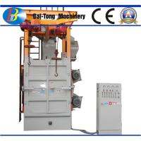 Quality Compact Rust Removal Shot Blasting Machine , Shot Blasting Unit Large Lifting Capacity for sale