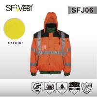 Motorcycle high visible clothing Reflective Safety Jackets for construction EN ISO 20471