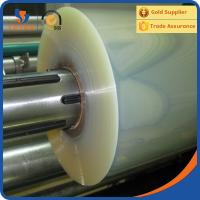 China Printable PET Transparent Film for Offset Printing on sale