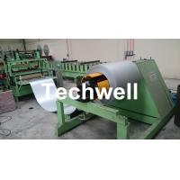 Buy 3-25mm High Speed Full Automatic Cut To Length Line Sheet Metal Cutting Machine at wholesale prices