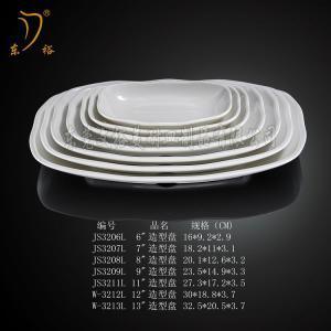Quality Melamine oval plate/100% Melamine plate plastic plate for sale