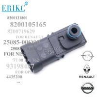 China ERICK 7700101762 RENAULT Intake AIR Pressure MAP Sensor 8200105165 8200121800 8200719629 for NISSAN OPEL on sale