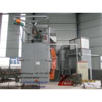 Buy SXQ3710-3E Double Hook Type Auto Sand Blasting Machine at wholesale prices