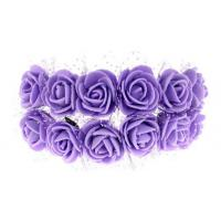 Quality EVA rose flowers for wedding for sale