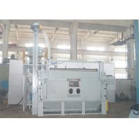 Quality Plastic Extrusion Screw Auto Blasting Machine 3 Phase 380V With Elevator for sale